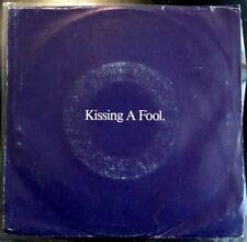 GEORGE MICHAEL Kissing A Fool 45 NEAR MINT