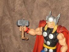 Thor (Engraved Hammer) & Enchantress (2 Pack) - Marvel Universe 4 Inch
