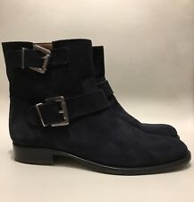 YOD Ladies Chelsea Boots / Bikers Boots With Gusset And Buckle Size UK4, EU37