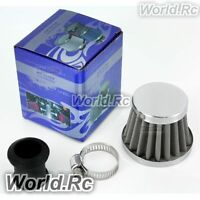 18 mm STAINLESS STEEL CONE MINI AIR INTAKE CRANKCASE VALVE COVER BREATHER FILTER