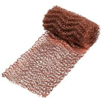 1 Meter 4 Wires Pure Copper Mesh Woven Filter Sanitary For Distillation MoonJ7I9