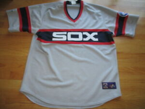 Cooperstown Collection 1985 CHICAGO WHITE SOX 75th COMISKEY PARK (2XL) Jersey