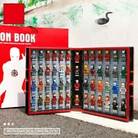 Iron Man Book Collector's Edition LED Kit 2600+PCS 52 Minifigures  - USA SELLER