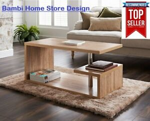 Oak Effect Hampton Coffee Table Stunning Design Living Room Decor Furniture