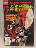 AMAZING SPIDER-MAN #551 MARVEL COMICS VF/NM CB896