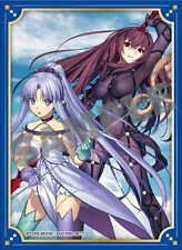 Fate/Grand Order Lancer Scathach Shishou & Medea Lily Caster Sleeves 80CT