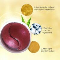 60Pc Ginseng Gel Eye Mask Collagen Good Anti Wrinkle Eye Dark Circles Puffiness-