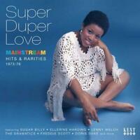 SUPER DUPER LOVE Mainstream Hits & Rarities - New Sealed CD 70s Modern Soul Kent