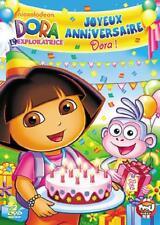 Dora l'exploratrice Joyeux anniversaire Dora ! DVD NEUF SOUS BLISTER