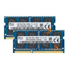 16 ГБ-SK 2X Hynix 8 ГБ DDR3L-1600 МГц PC3L-12800S CL11 Sodimm Laptop Memory Ram