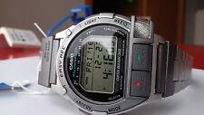 NOS RARE CASIO VINTAGE COLLECTION DB-V300-7 VOICE RECORDER LCD DIGITAL WATCH UHR