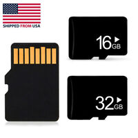 16GB/32GB Micro SD TF Memory Card Class 10 For CellPhone Car DVR Tablet Camera