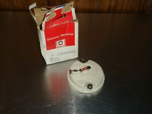New NOS OEM GM Delco Remy Distributor Rotor D436R 1852722 Chevy Buick Olds