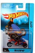 2014 Hot Wheels Motorcycles Tri & Stop Me
