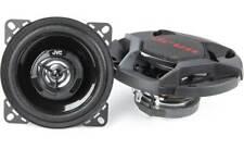 "JVC CS-DR421 4"" 2-Way Coaxial Car Speakers / 220W Max Power"