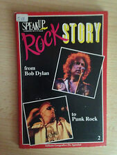 ROCK STORY from Bob Dylan to Punk Rock De Agostini 1986