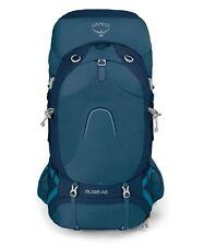 Osprey Aura AG 50 Womens Rucksack Hiking - Challenger Blue Medium RRP £170.00
