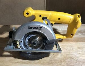 """Dewalt DW935 5 3/8"""" Trim Saw 14.4V - (TOOL ONLY)"""