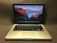 "Apple MacBook Pro MD101LL/A 13"" Laptop, 2.5GHz Core i5 4GB RAM 500GB HDD Grade B"