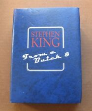 SIGNED - FROM A BUICK 8 by Stephen King - 1st 2002 Limited edition box