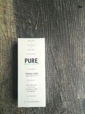 Pure Biology Total Eye Cream Serum with SymLift 1 oz 30 ml Brand New Sealed Box!