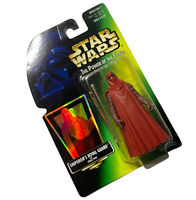 Star Wars Emperors Royal Guard Figure Power of the Force 1997 Kenner Vintage MOC