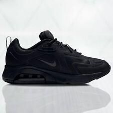 Nike Air Max 200 All Black Unisex Trainer AT6175-003 UK 8 EU 42.5 CM 27.5 New