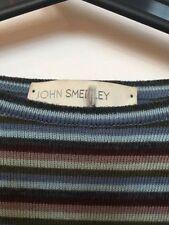 John Smedley Merino Wool Striped Jumpers & Cardigans for Men