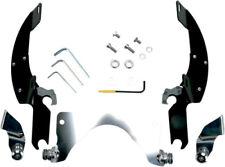Memphis Shades Batwing Fairing Trigger-Lock Kit Black Fits 05-09 Suzuki MEK1919