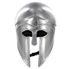 Medieval 5th Century 20g Corinthian Hoplite Greel Spartan Armor Helmet