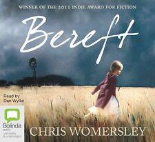 Chris WOMERSLEY / BEREFT       [ Audiobook ]