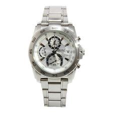 Seiko Criteria SPC017 P1 Silver Dial Men's Retrograde Chronograph Quartz Watch