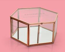 Pandora Glass Jewelry Box Mother's Day New