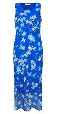 Adini - Charlotte Dress, Camilla Print - Blue