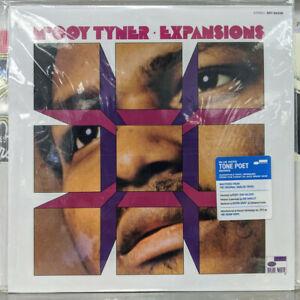 MCCOY TYNER - EXPANSIONS SEALED VINYL LP JAZZ BLUE NOTE TONE POET