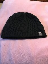North Face Women's Beanie Black. New