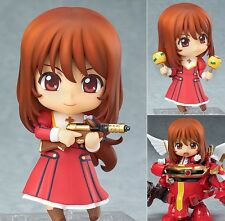 Nendoroid 462 Erica Fontaine + Koubu-F2 Set Sakura Wars 3 Anime Figure GSC Japan