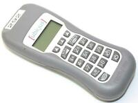 Fleetwood WRS7200 Reply Low Power Wireless Response Keypad