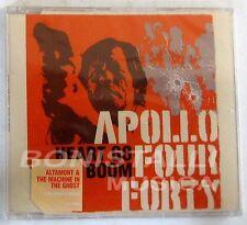 APOLLO FOUR FORTY - HEART GO BOOM - CD Single Sigillato 440