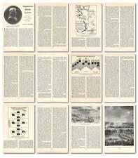 1965 Napoleon's Battle System, By Dg Chandler