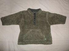 St Michael Baby Unisex Green Mix Jumper Size 3-6 Months