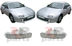 Pour Mazda 323 F 1994-1998 Neuf Avant Pare-Choc Côté Clignotant Paire Set