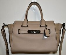 958536e4d0 ... new arrivals nwt coach stone mixed leather swagger 27 satchel carryall  purse bag 12117 24438 32fe6