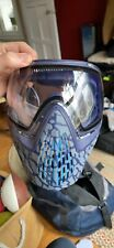 Dye Invision Paintball Pro mask anti fog mask