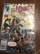 Elfquest #1 1985 Great Condition. Raw. One Owner