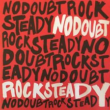 NO DOUBT Rock Steady CD Brand New And Sealed