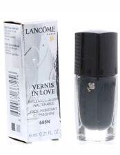 Lancome uñas en el amor Brillo Brillo Esmalte de Uñas 6ml Noir Caviar 585N