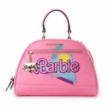 Samantha Vega Thavasa Barbie Collaboration Logo Handbag Bowling bag Shoulder BAG
