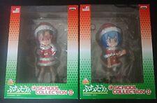 Petit Eva @SCHOOL COLLECTION8 whole set of 2 (Rei-Mali)Japanese anime figure