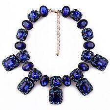 Damenkette Hals Kette Spikekette Halskette Statementkette Vintage Abend Schmuck